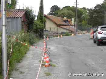 Boucau : des travaux tous azimuts à Boucau - Sud Ouest