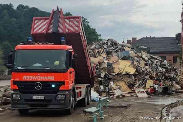 Gemeente Brakel schenkt 5.000 euro voor slachtoffers noodweer