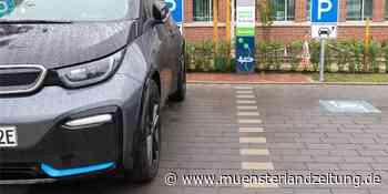 Stadt Vreden will bei Dienstfahrzeugen auf Elektroautos umsteigen - Münsterland Zeitung