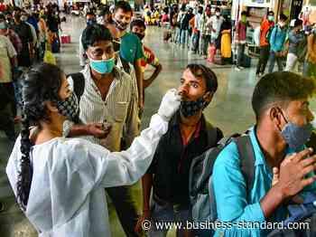 Mumbai coronavirus update: 5 Covid-19 deaths, lowest since March 16 - Business Standard