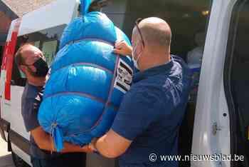 """Rode Kruis Gent helpt bij watersnood: """"Vertrekken vanuit de noden op het terrein"""""""