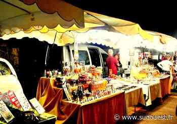 Vieux-Boucau : le marché des métiers de l'artisanat installe ses étalages chaque mercredi - Sud Ouest