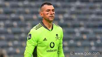 Orlando Pirates goalkeeper Sandilands' future uncertain after new arrival