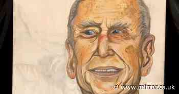 Queen's touching note to woman who painted 'pretty awful' Prince Philip portrait