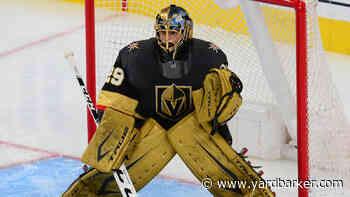 Golden Knights trade Vezina Trophy winner Marc-Andre Fleury to Blackhawks