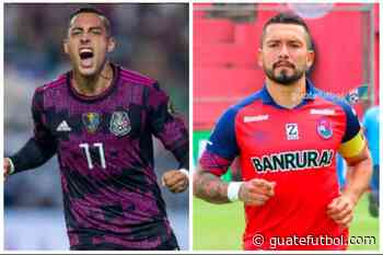 El obsequio de Funes Mori a Jaime Alas - Guatefutbol.com
