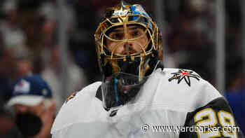 Chicago Blackhawks to acquire Marc-Andre Fleury from Vegas Golden Knights