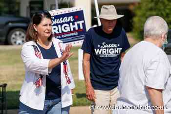 Texas runoff to decide who fills GOP US Rep. Wright's seat