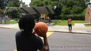 From 'curb ball' to the court: Virginia Beach neighborhood to get new basketball court, playground