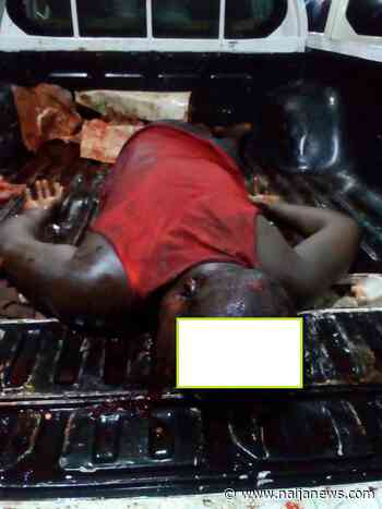 Suspected Cultists Hack Trader To Death In Cross River - Naija News