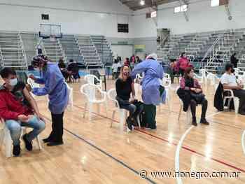 Volverán a vacunar con primeras dosis este miércoles en Cutral Co - Diario Río Negro