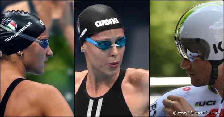 Olimpiadi, i 25 titoli in palio mercoledì 28 luglio: gli azzurri in gara (orari). È la notte di Pellegrini e Quadarella, al mattino c'è Ganna