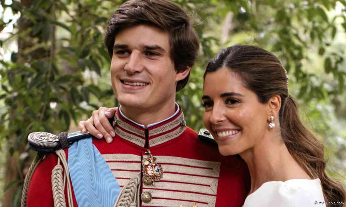 Belén Corsini y Carlos Fitz-James Stuart: los británicos destacan su boda entre las más importantes de... - Hola