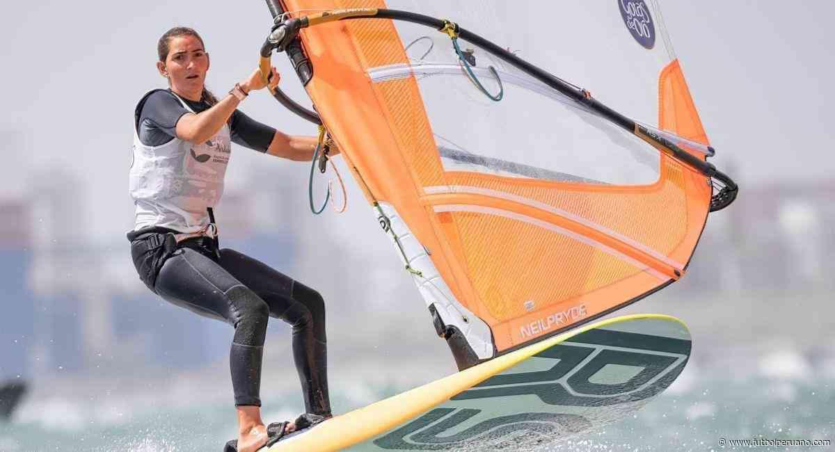 Tokio 2020: María Belén Bazo remonta en la competencia de windsurf - Futbolperuano.com