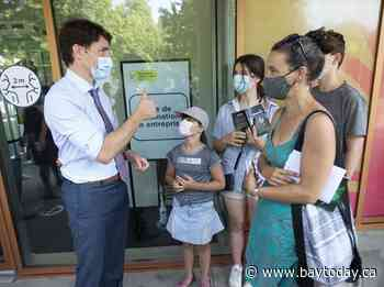 CANADA: 0.5 per cent of new COVID-19 cases are in fully vaccinated people, Trudeau says