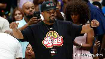 Ice Cube Says Pushing BIG3 League Was Harder Than Starting His Rap Career