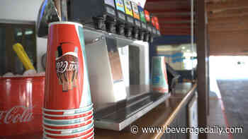 Coca-Cola trials 'packaging-free, self-pour, self-pay' tech in Spain