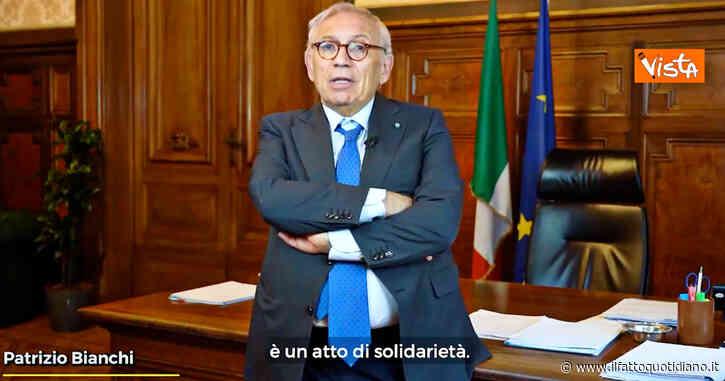"""Covid, l'appello del ministro Bianchi a professori e studenti: """"Vacciniamoci tutti"""" – Video"""