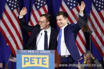 Chasten Buttigieg criticised for calling unaffordable DC 'almost unaffordable'