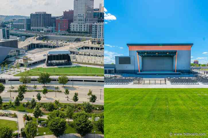 Cincinnati Doubles Down With Two New Game-Changing Riverfront Venues