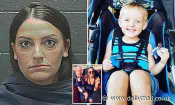 Texas mother is indicted over murder of her two-year-old son