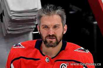 Capitals re-sign Alex Ovechkin to $47.5M, 5-year contract