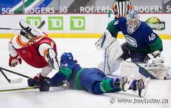 Canucks goalie Braden Holtby, Oilers forward James Neal set for buyouts