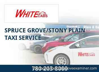 Spruce Grove/Stony Plain Taxi Service - Spruce Grove Examiner