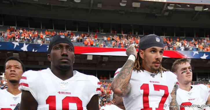 Answering six questions to help preview the 49ers'  training camp