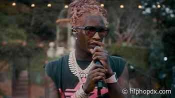 Young Thug Ushers In 'Punk' Era With NPR Tiny Desk Concert