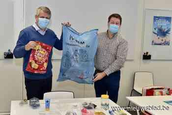 Gezinnen sorteren in nieuwe blauwe zak 7% meer plastic dan vorig jaar