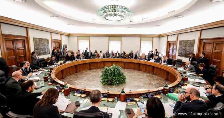 """Riforma Cartabia, la commissione del Csm approva un nuovo parere: """"3-4 aspetti con più criticità"""". Il voto in plenum il 29 luglio"""