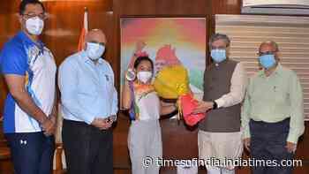 Union Minister Ashwini Vaishnaw announces Rs 2 cr reward for Tokyo Olympics medallist Mirabai Chanu
