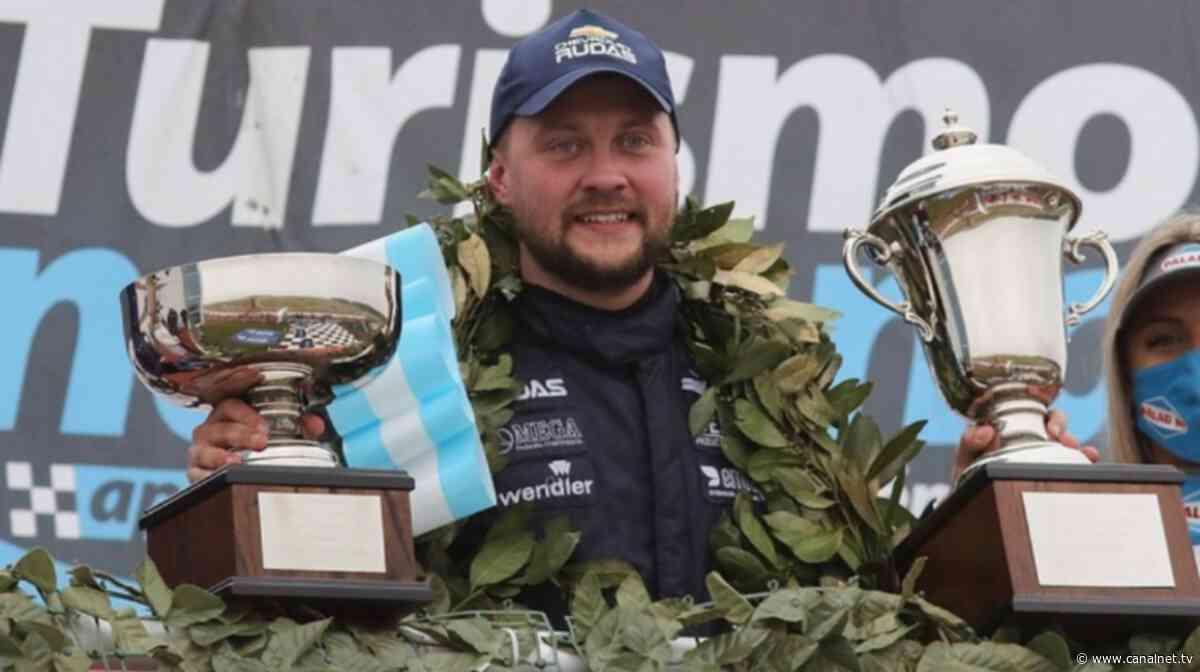 Turismo Nacional: Joel Gassmann salió victorioso en Concepción del Uruguay - Canal Net Tv