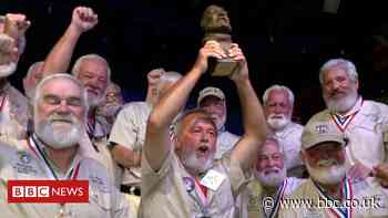Hemingway 'lookalike' chosen in Florida contest