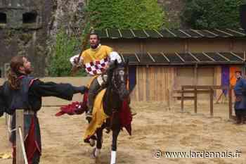 PHOTOS. Les premières batailles de chevaliers au château fort de Sedan - L'Ardennais