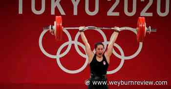 Canadian weightlifter Charron wins Canada's second gold in Tokyo - Weyburn Review