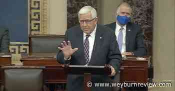 Ex-US Sen. Mike Enzi of Wyoming dies after bicycle accident - Weyburn Review
