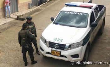 Emboscada a Policía en Bugalagrande deja un policía muerto - Imagen del periodismo regional - El Tabloide