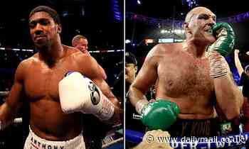 Anthony Joshua vows to 'smoke' bitter rival Tyson Fury when they finally meet in the ring