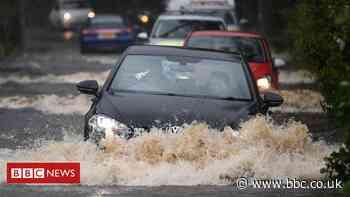 Flooding concerns as heavy rain and heavy rain forecast