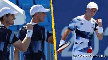 Tokyo Olympics: Andy Murray and Joe Salisbury advance in doubles and Liam Broady through