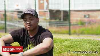 Glasgow rapper Oakzy B wants to be 'bigger than Burns'