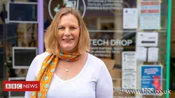 'If it's broken, fix it' - The shop trying to fix throwaway culture