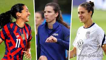 Solo: Heath, Lloyd and Press are the USWNT's best attacking combination