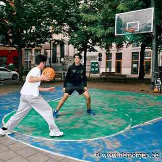 Op de pleintjes in Antwerpen leer je het ruwe 3x3 basketbal