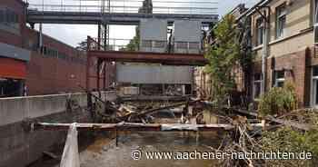 Liveblog: Hochwasser in Aachen/Düren/Heinsberg - Aachener Nachrichten