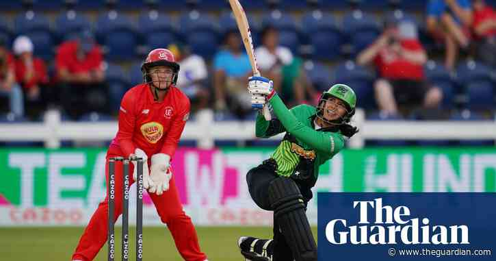 Smriti Mandhana guides Southern Brave to victory over Welsh Fire