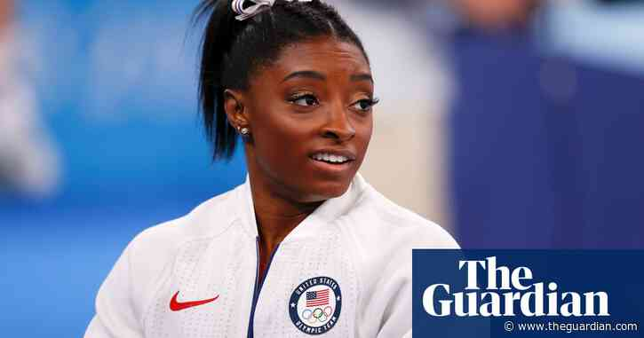 We expect our heroes to be perfect. Simone Biles is unafraid to show she is not