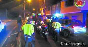 Chimbote: Agreden a policías y serenos en intervenciones - Diario Correo